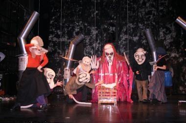 """Teatras """"Lėlė"""" švenčia 52-ąjį gimtadienį"""