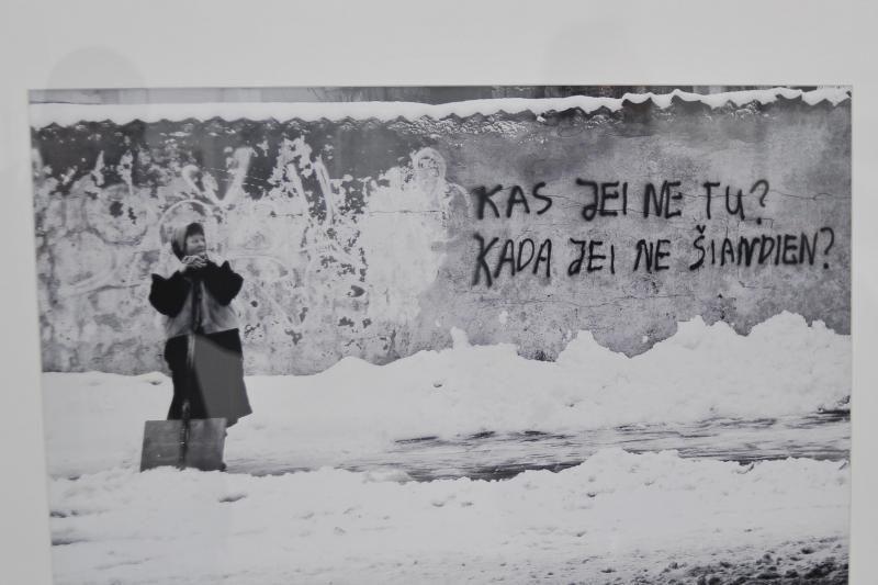 Kaune atidaroma R.Danisevičiaus fotografijų paroda