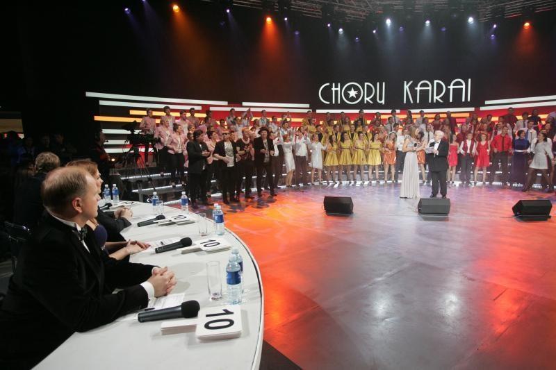 """Žiūrovų verdiktas: """"Chorų karuose"""" dalyvaus ir kalinčios moterys"""