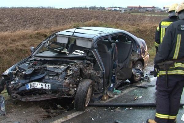 Kelyje Klaipėda – Kretingalė žuvo žmogus