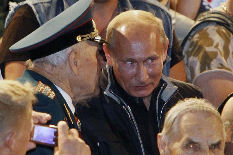 Runetas pripažino, kad rinkimai Rusijoje jau įvyko