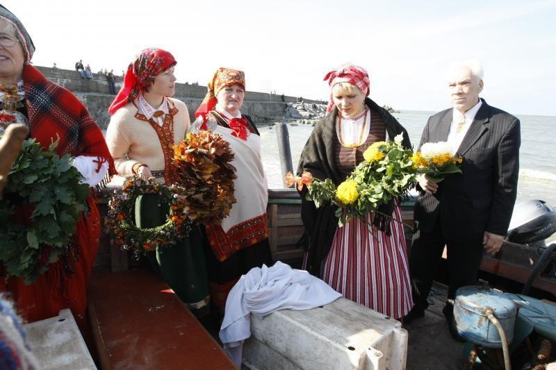 Baltų vienybės dieną klaipėdiečiai šventė su latviais