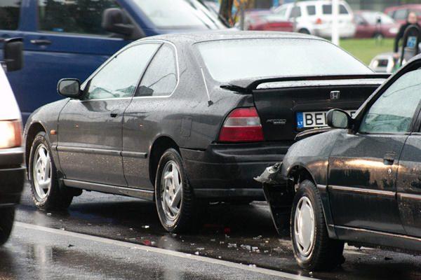 3,43 promilės pripūtęs vilnietis po avarijos uždarytas į blaivyklą