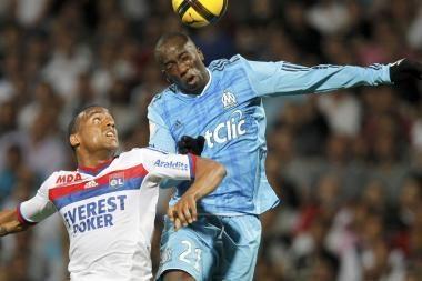 """""""Lyon"""" įspūdingame mače įveikė """"Marseille"""""""