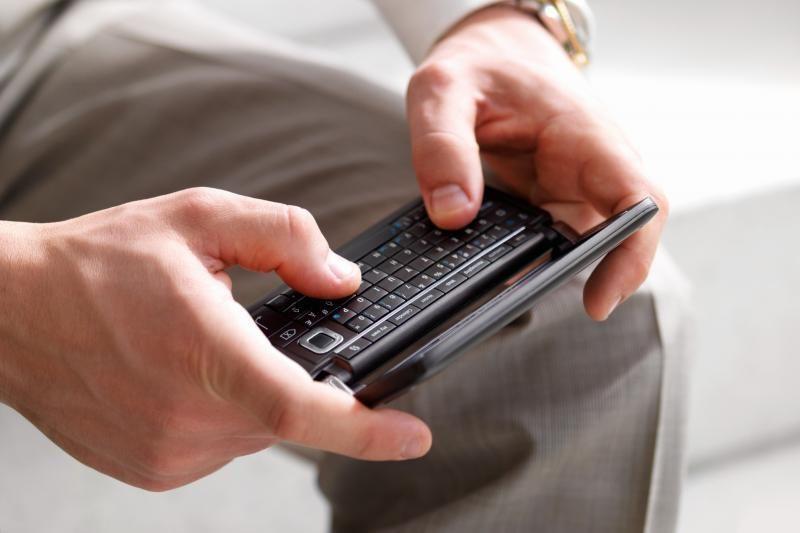 KTU įdiegė programėlę išmaniesiems telefonams