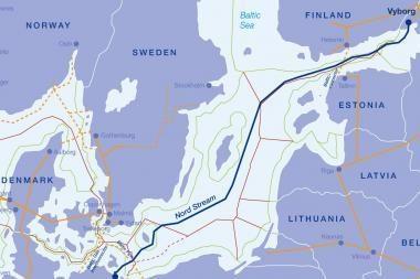 """Klaipėdiečiai kviečiami pasisakyti dėl dujotiekio """"Nord Stream"""""""
