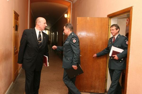 Klaipėdos policininkai sulaukė pagyrų