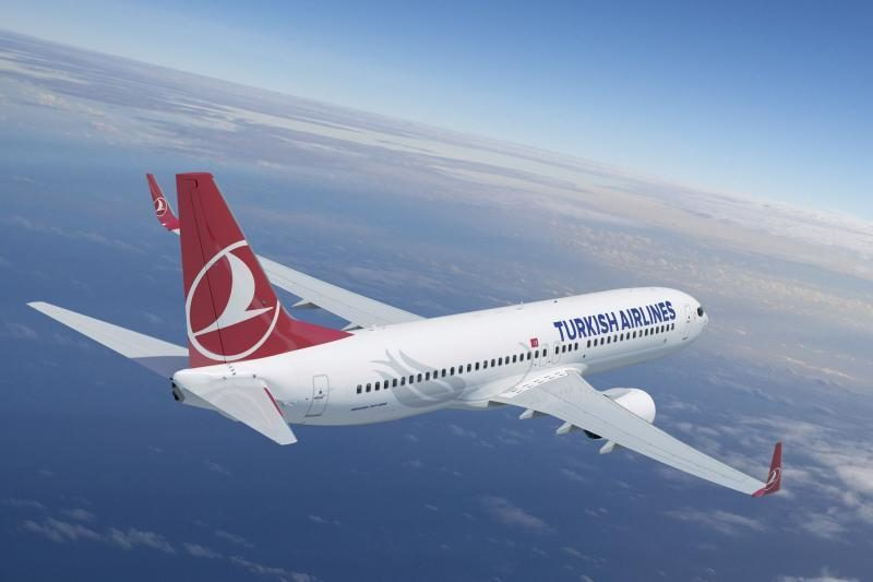 """""""Turkish Airlines"""" žingsnis į Lietuvą"""