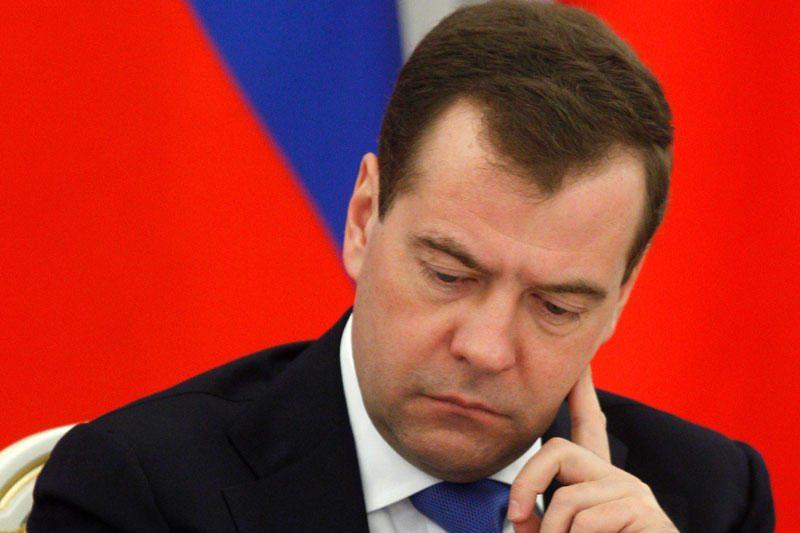 D.Medvedevui - V.Putino štabo vadovo kritika