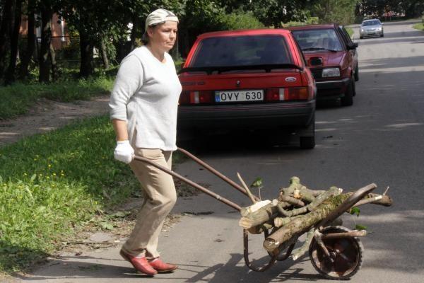 Kaunas pamažu keliasi po škvalo nokdauno (papildyta)