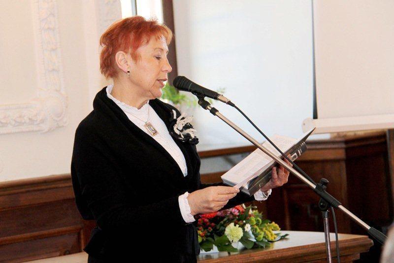 B. Brazdžionio literatūros premija skirta muziejininkei A. Ruseckaitei