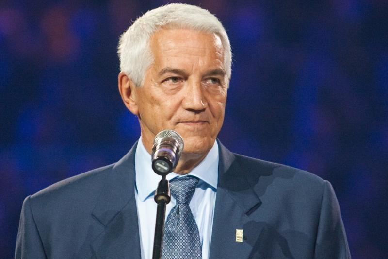 Kauno garbės piliečiu pretenduoja tapti ir FIBA vadovas N.Zanolinas