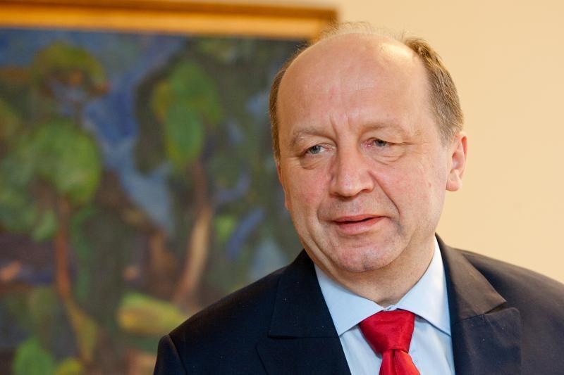 A.Kubilius Švedijoje susitiks su bankininkais, verslo atstovais