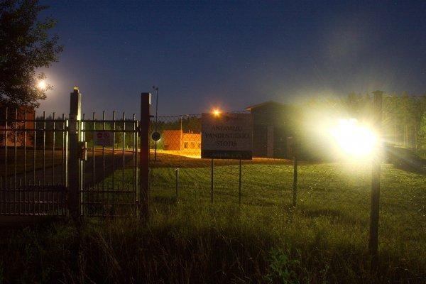Antavilių vandentiekio stotyje – paslaptingas gaisras