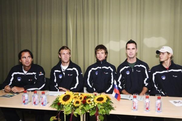 R.Berankis: man labai svarbu atsikeršyti slovėnams