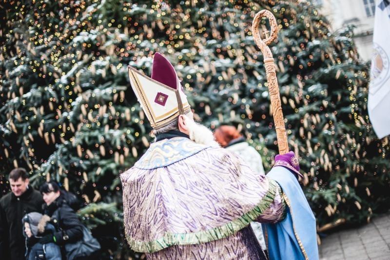 Kauno valdymas perduotas Šv.Mikalojui