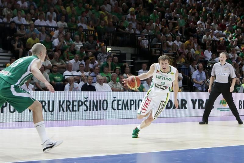 Dvikova su slovėnais – atgaiva po treniruočių