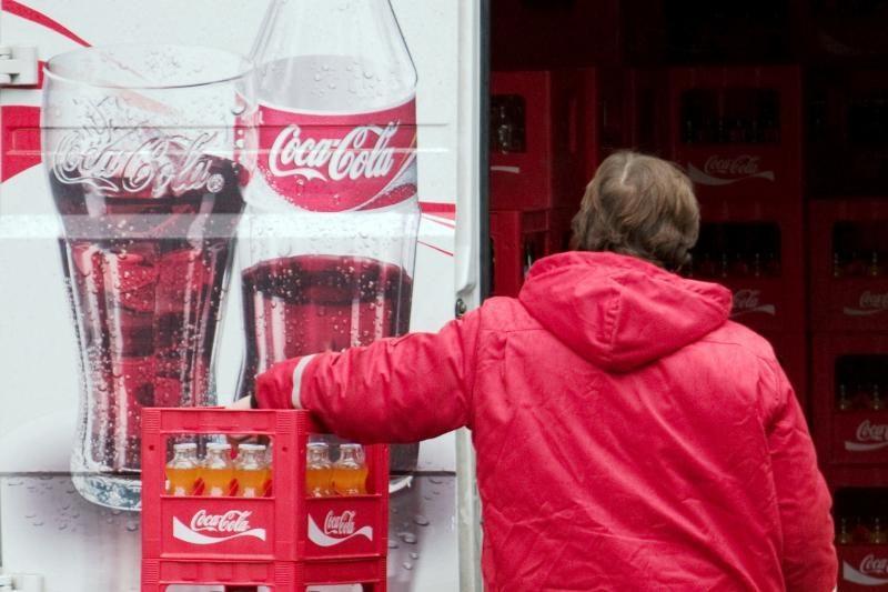 Prancūzijoje – papildomas mokestis gaiviesiems gėrimams