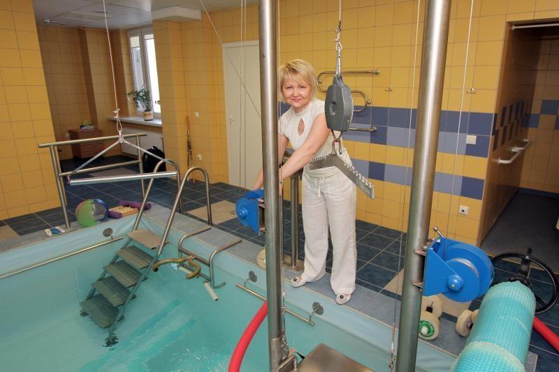 Klaipėdos jūrininkų ligoninėje - pokyčiai