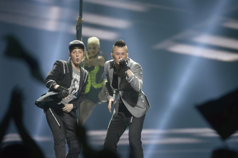 """""""Eurovizijos"""" finale – močiutės iš Rusijos ir devynios kitos šalys"""