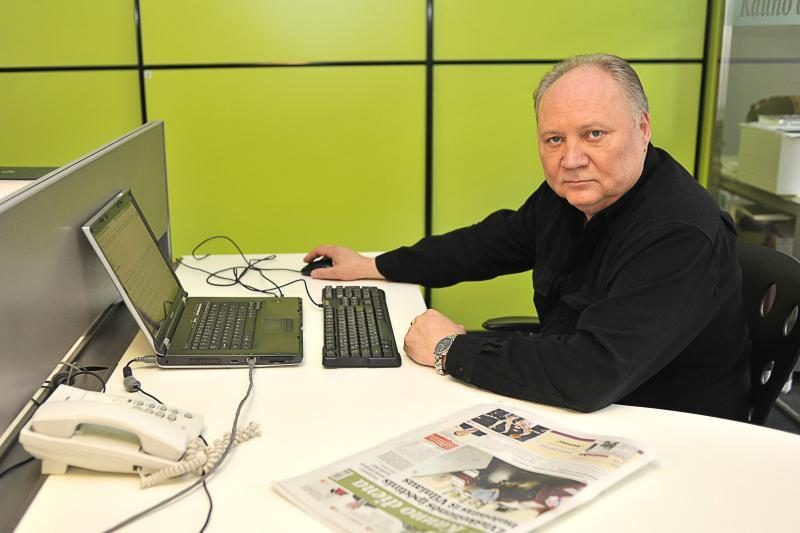 A.Ivanauskas: netikiu, kad Lietuva nuriedės į muzikos bedugnę