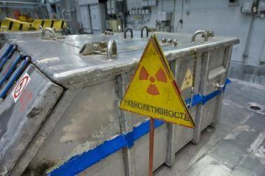 Branduolinių atliekų saugyklų statybas stabdo biurokratija -