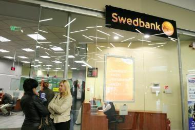 """""""Swedbank"""" Lietuvoje padidino atidėjinius paskolų portfeliui"""