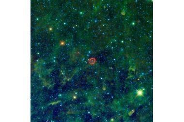 Mokslininkai stebėjo, kaip gimsta jauniausia visatos žvaigždė
