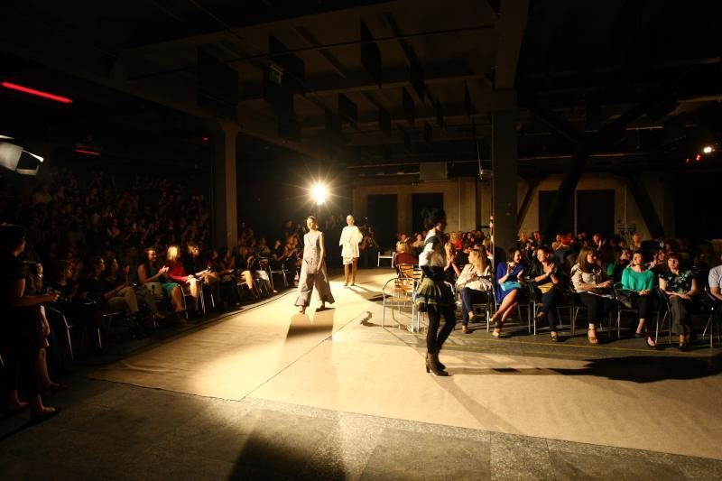 """Mados šou """"Apkalbos 2013"""": nuo ekologijos iki provokacijų"""