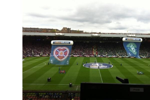 """""""Hearts"""" Škotijos taurės finale padovanojo istorinę pergalę"""