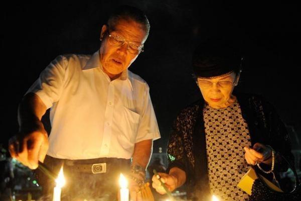 Hirosimos tragedijos metinėse pirmą kartą dalyvavo JAV