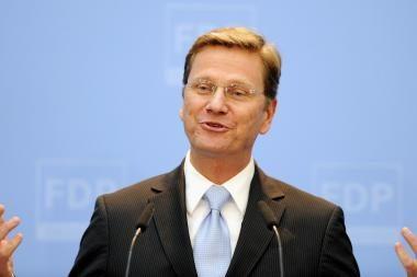 Vokietijos ministras: kuriant priešraketinį skydą NATO yra