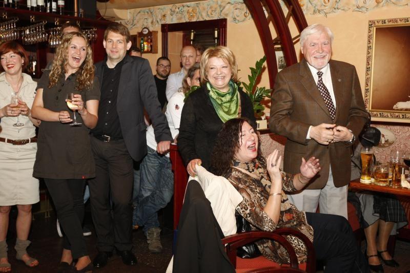 Klaipėdos apskrities žurnalistai minėjo spaudos dieną
