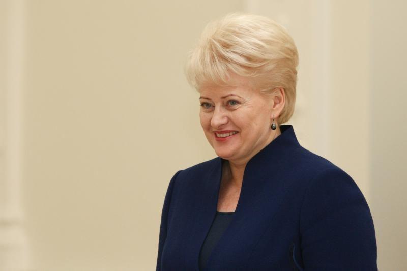 Prezidentė oficialiai paskelbė: Seimo rinkimai – spalio 14-ąją