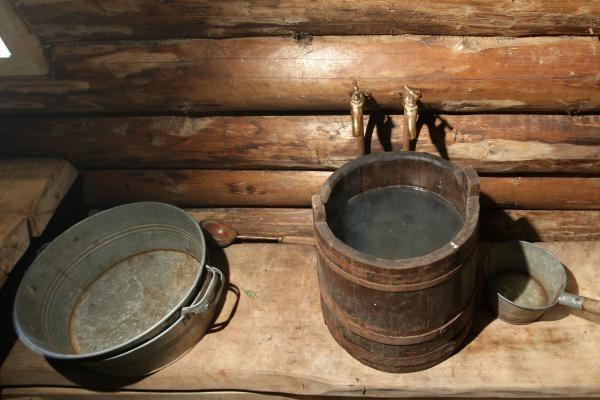 Žydų kvartale Kretingoje aptikta ritualinė pirtis