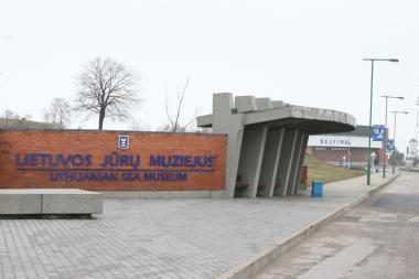 Atidėtas teismas dėl Jūrų muziejaus konkurso