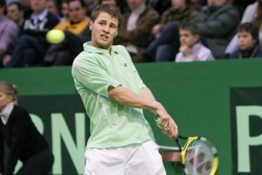 Antroji R.Berankio pergalė Vimbldono turnyro kvalifikacijoje