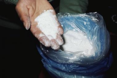 Anglijos oro uoste įkliuvo lietuvis su 5 kilogramais kokaino