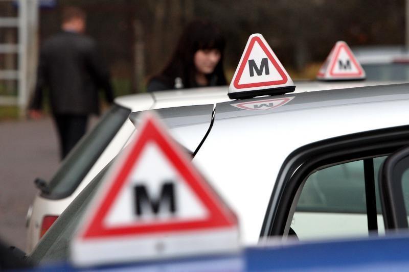 Geriausiai vairavimo egzaminai išlaikomi Kaune