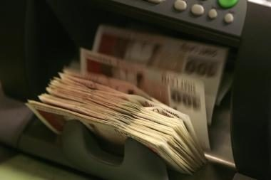 Bankai vangiai teikia paskolas verslui