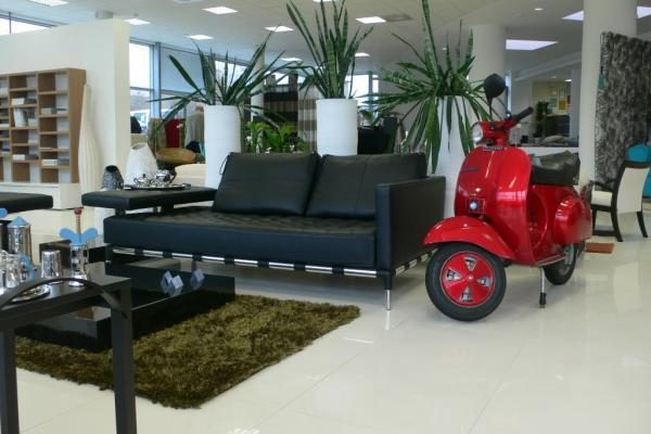 Vilniuje atidaryta pirmoji italų dizaino mugė