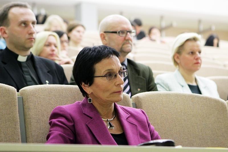 Klaipėdoje vykusioje diskusijoje apie šeimą – karšti ginčai