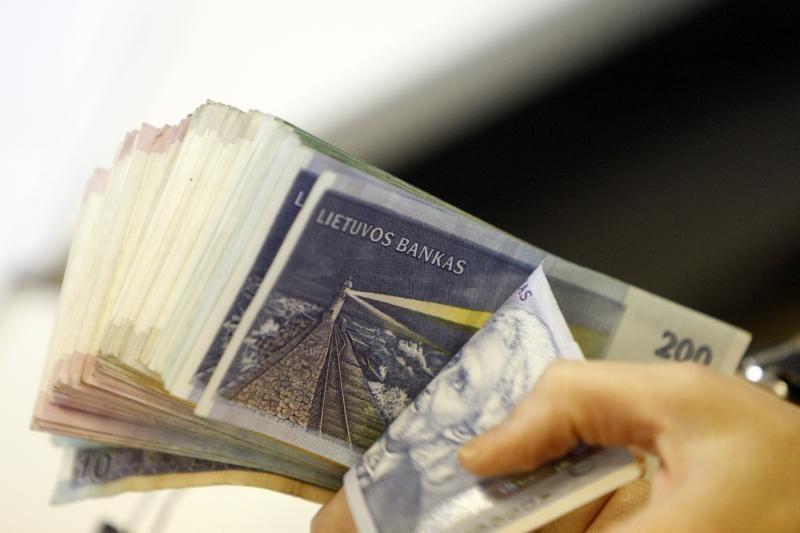 """""""Švyturio"""" taupomosios kasos indėlininkams išmokėta beveik 17 mln. Lt"""