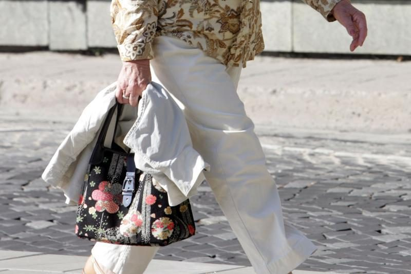 Moteris apiplėšta vidury baltos dienos