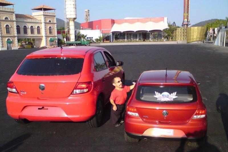 Automobilis, kuris pritaikytas mažiems žmonėms