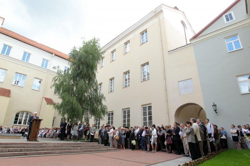 Lietuvos universitetų reitinge pirmauja Vilniaus universitetas