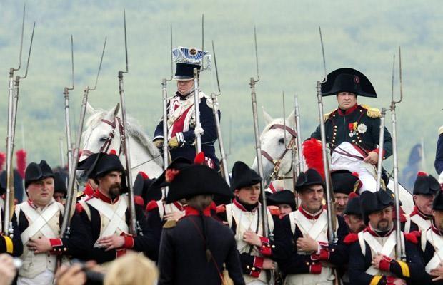 Napoleono žygio šventei miesto valdžia skirs 250 tūkst. litų