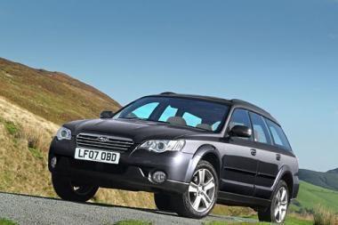 """""""Subaru Outback"""" apdovanotas už sportiškumą ir funkcionalumą"""
