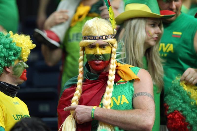 Vilniaus kavinės laukia sporto sirgalių antplūdžio