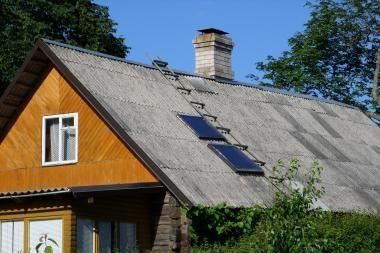 Lietuvoje gali būti remiamas ekologiškas būstas